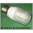 ŻARÓWKA 3,5W 21 LED SMD E27 230V biała ciepła