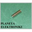 Magnes neodymowy walec 3x10mm