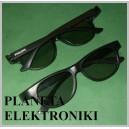 Okulary 3D pasywne PHILIPS 2szt para(3218)