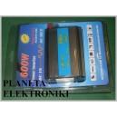 PRZETWORNICA NAPIĘCIA USB 12V/220V 350/600W (3228)
