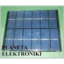 Ogniwo słoneczne PANEL 2W 6V 136x110x3mm (3232)