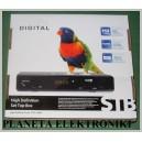 Tuner dekoder DVB-T telewizji cyfrowej HD (3098)