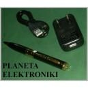 UKRYTA KAMERA Długopis na karty micro SD TF (3241)