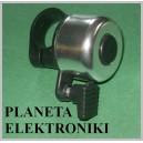 Dzwonek Rowerowy do Roweru metalowy paragon (3271)