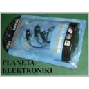 Słuchawki do uszu MP3 wtyk mini jack 2,5 kątowy (3283)