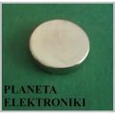 Magnes neodymowy okrągły 15 x 3mm (3287)