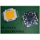Dioda Power LED Wysokiej MOCY 70W BIAŁA ciepła(3304)