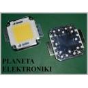 Dioda Power LED Wysokiej MOCY 70W BIAŁA zimna(3305)