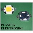 Dioda Power LED Wysokiej MOCY 10W BIAŁA neutralna (3306