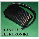 Przełącznik nożny ON-(ON) 10A 250V monostabilny (3319)