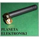 Antena GSM 800-1900MHz złacze RSMA 48mm (3312)