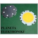 Dioda Power LED COB Wysokiej MOCY 5W neutralna (2931)