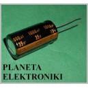 Kondensator LOW ESR 1000uF 35V PANASONIC 10szt (3348)