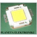 Dioda Power LED Wysokiej MOCY 50W BIAŁA ciepła(3380)