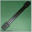 Uchwyt kolumnowy rączka walizki 24,5cm FVAT(0633)