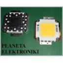 Dioda Power LED Wysokiej MOCY 100W BIAŁA neutralna (3507)