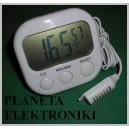 Termometr LCD Wilgotnościomierz Higrometr (3517)
