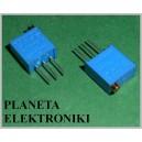 Potencjometr wieloobrotowy 67W 20K 3296 3pin (1027)