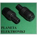 Gniazdo głośnikowe na kabel DIN2 (0573a)