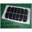 Ogniwo PANEL słoneczny 6W 6V 190x310x17mm (3648)
