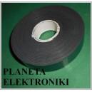 CZARNA Taśma dwustronna montażowa 1,5cm 15mm (3653)