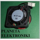 WENTYLATOR Wiatrak PC 40x40x10mm 12V FVAT (1756a)