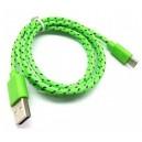 Kabel wtyk MICRO USB na USB nylon Nokia 2m (1541a)