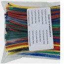 Zestaw RUREK rurki rurka termokurczliwe kolor(3760