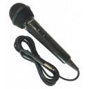 Mikrofon DM202 wtyk Jack 6,3mono 2m karaoke(3718)