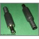Złącze wtyk DC 2,5 / 5,5 / 9,5mm KPL 10szt