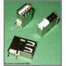 Gniazdo USB typ A do druku boczne