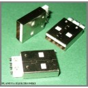 Wtyk USB typ A do montażu SMD