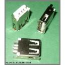 Gniazdo USB typ A do druku proste