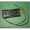 KOSZYK pojemnik na baterie AAA 2x R3