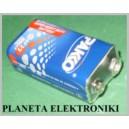 Bateria _ 9V _ 6F22 _  (0694)