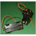 Koszyk uchwyt na baterie AAA 4x R3