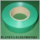 Taśma izolacyjna PVC zielona 25m szer.19mm