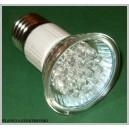 ŻARÓWKA 18 LED E27 230V Światło Białe Zimne