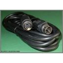 Przedłużacz SVHS wtyk / gniazdo 10m kabel