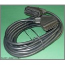 Kabel Przedłużacz wtyk EURO gn SCART 7,5m