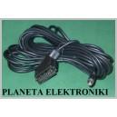 Kabel EURO (SCART) - SVHS 10m