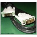 Kabel DVI - DVI z filtrem 1,8m